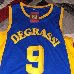 Drake Degrassi jersey